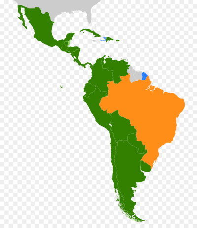 Latin America South America Central America Caribbean Geography ...
