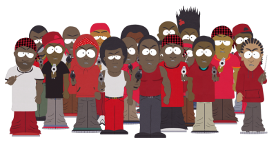 The Bloods - Official South Park Studios Wiki | South Park Studios