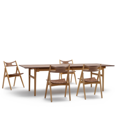 Oak Walnut Furniture PNG Image