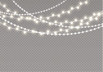 Best String Lights Illustrations, Royalty-Free Vector Graphics ...