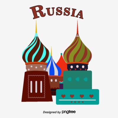 Russia Kremlin, Decorative Pattern, Kremlin, Russia PNG and PSD ...