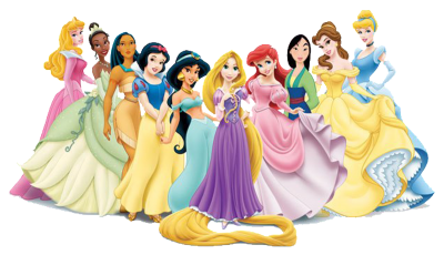 Download DISNEY PRINCESSES Free PNG transparent image and clipart