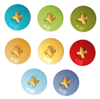cloth-buttons-multi-color