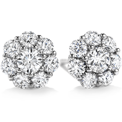 Beloved Stud Earrings - Lucido Fine Jewelry