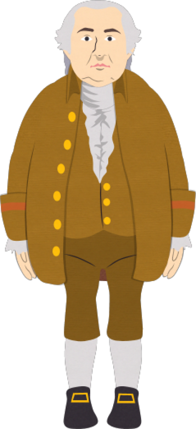 John Adams | South Park Archives | FANDOM powered by Wikia