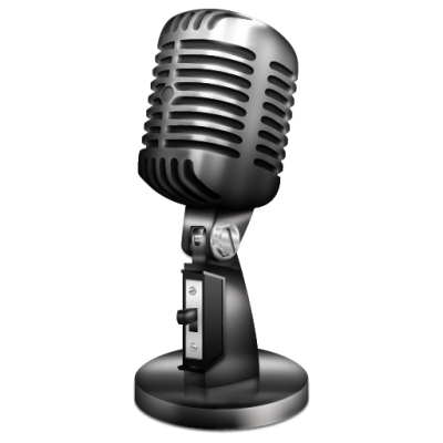 Mic PNG Transparent