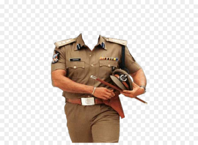 Police officer Suit Madhya Pradesh Police - Police png download ...
