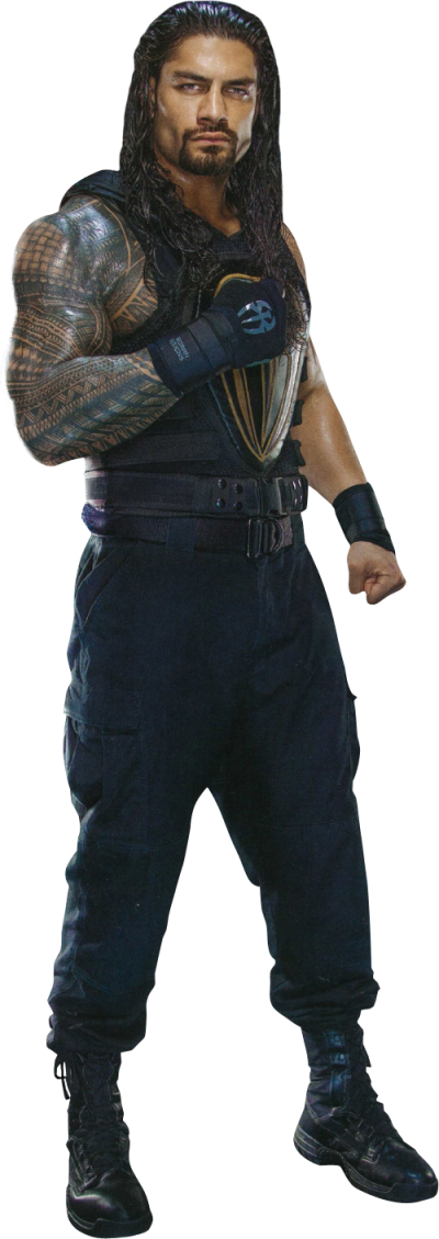 Roman Reigns PNG Photos