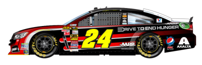 Paint Scheme Preview: Sprint Unlimited | Official Site Of NASCAR