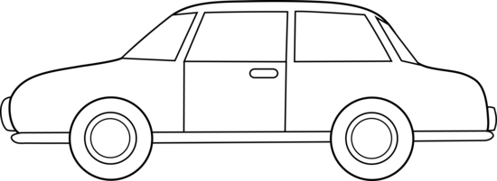 Car black car clipart black white pencil and in color car ...