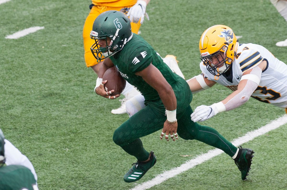 BSUBeavers.com | Beaver magic lives on as football wins with 25 ...