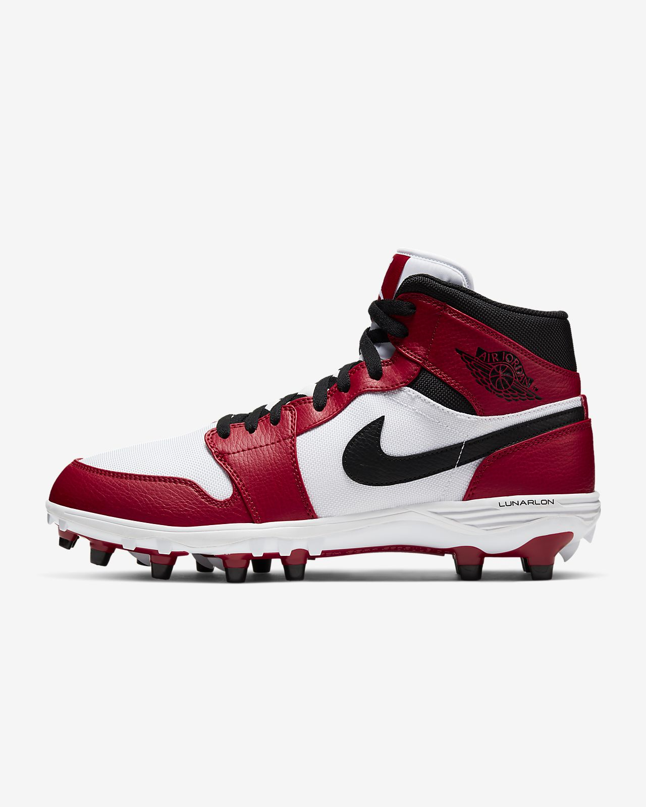 Jordan 1 TD Mid Men's Football Cleat. Nike.com