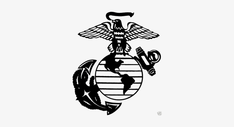Marine Recruiting Office - Us Marines Logo Png - Free Transparent ...