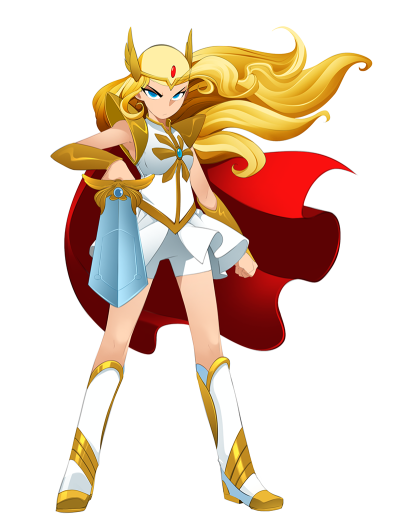 I AM.............. | She-Ra and the Princesses of Power | Know ...