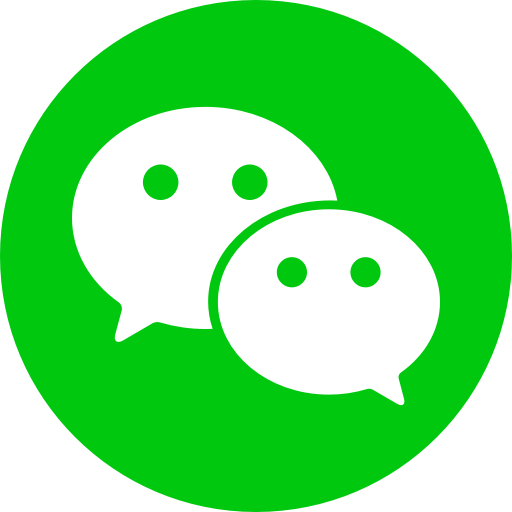 Chat, circle, logo, media, network, social, wechat icon