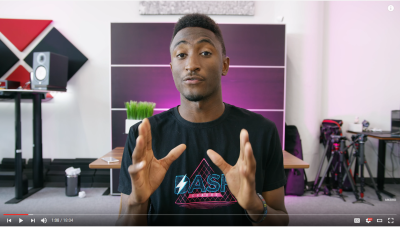 MKBHD using a Mac Pro as an actual trashcan : pcmasterrace