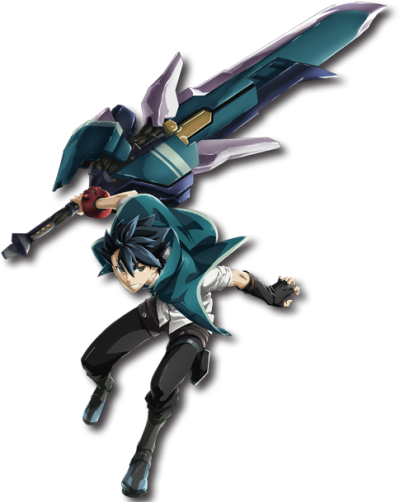 CHARACTERS | Official site of the TV anime GOD EATER