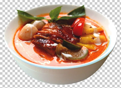 Red Curry Thai Cuisine Thai Curry Vegetarian Cuisine Canh Chua PNG ...