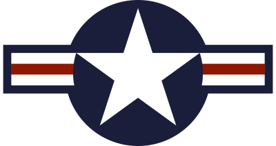 File:Roundel of the USAF.svg - Wikimedia Commons