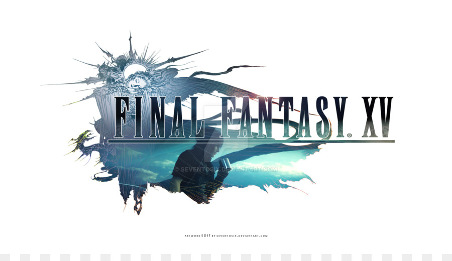 Monster Of The Deep Final Fantasy Xv Logo