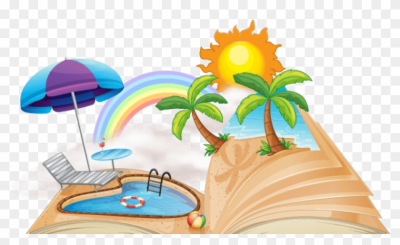 Free Png Download Summer Vacation Homework Cover Page - Summer ...