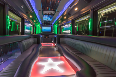 Party Bus Chicago, Build, Custom, Designs Buses, ELC Limo Designs ...
