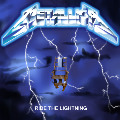 Metallica Ride The Lightning Wallpapers Desktop | Met | Ride the ...