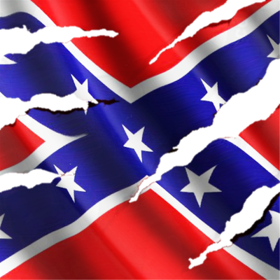 HD Torn Flag Png - Cool Rebel Flag Designs , Free Unlimited ...