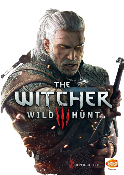 The Witcher Game PNG HD Image