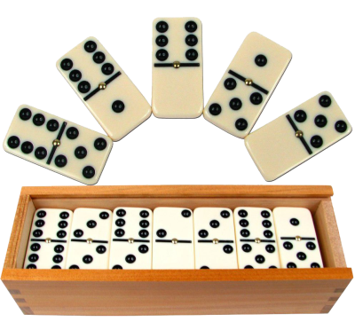 Dominoes Game PNG Image