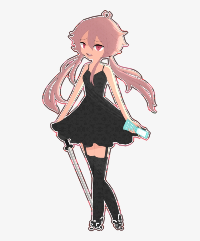 Yuno Gasai By Kotoneharuka On Deviantart - Transparent Yuno Gasai ...