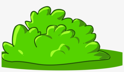 Cartoon Clip Art Plant Mehmetcetinsozler - Bush Cartoon Png - Free ...