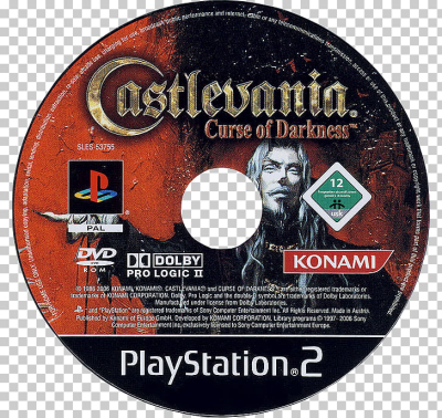 Castlevania: Curse of Darkness PlayStation 2 Dracula Video game ...