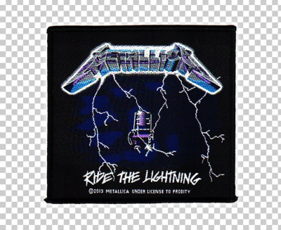 Ride The Lightning Tour Metallica Master Of Puppets T-shirt PNG ...