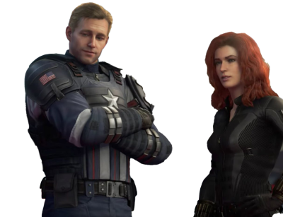 Marvel Avengers Game PNG