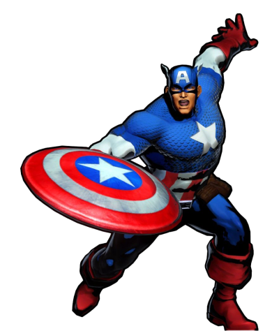 Marvel Avengers Game PNG Clipart