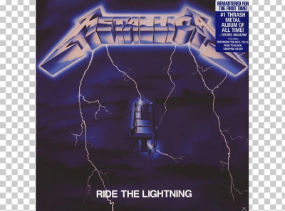 Ride The Lightning Metallica Kill 'Em All Remaster Phonograph ...