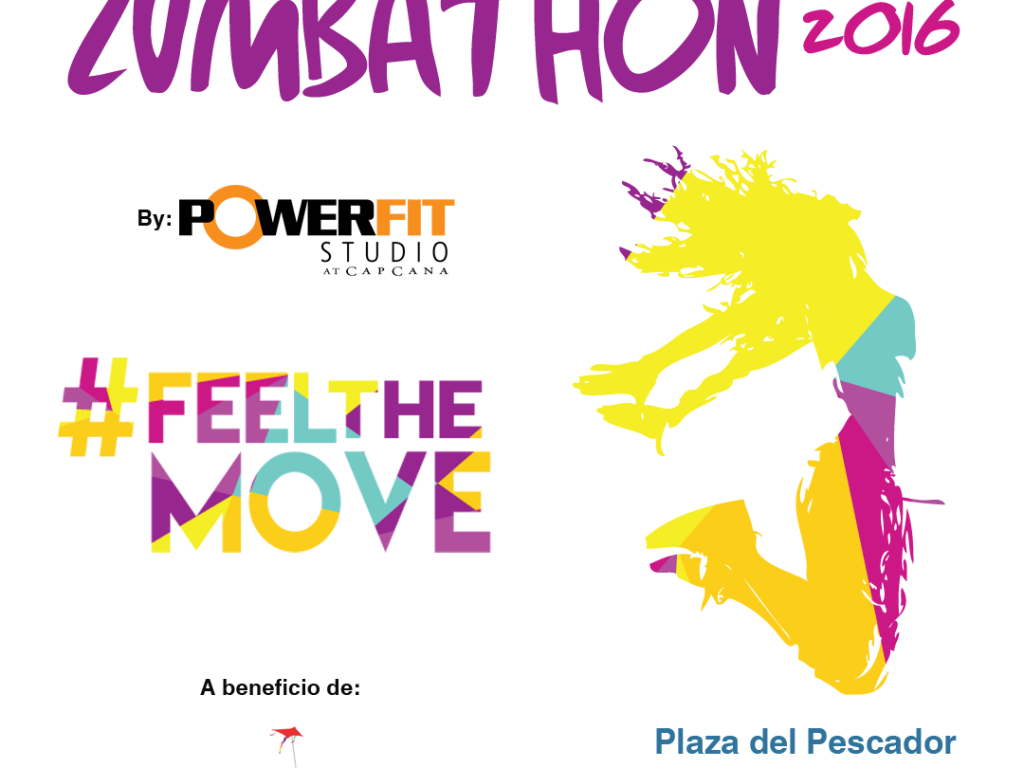 Cap Cana Blog | Upcoming Events Zumbathon