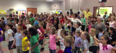 2013 Fine Arts Day Video – Hambright Elementary School