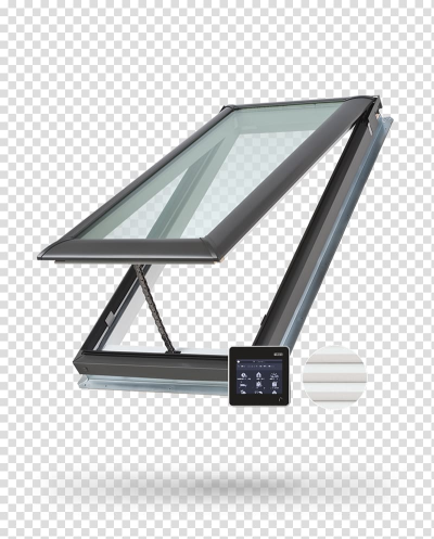 Roof window Skylight VELUX Danmark A/S, window transparent ...