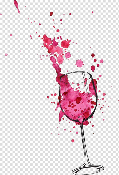Wine glass Red Wine Art, wine transparent background PNG clipart ...