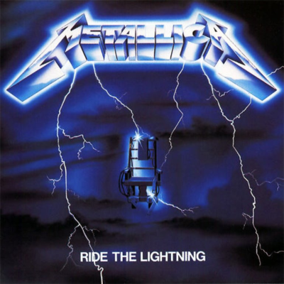 Metallica - Ride the Lightning Artwork (8 of 19) | Last.fm