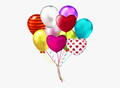 Balloons Png Clip Art Today Pinterest Happy - Birthday Wishes For ...