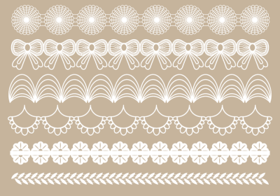Lace Free Vector Art - (3221 Free Downloads)