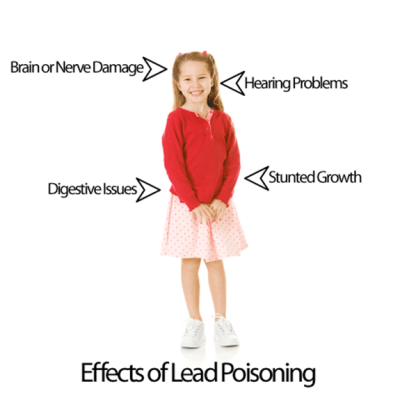 Health Effects of Lead Poisoning – Lewiston Auburn Lead Program