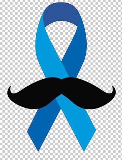 Movember Man Prostate Cancer Health PNG, Clipart, Azul, Breast ...