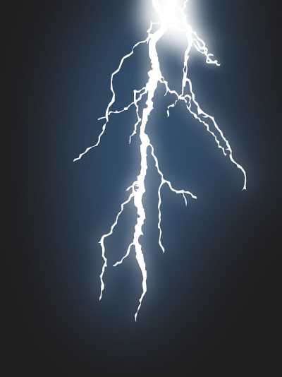Lightning Thunderstorm, lightning, photo of lightning PNG clipart ...