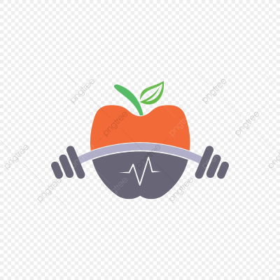 Health Fitness Logo Design, Png Activity, Apple, Body PNG and ...