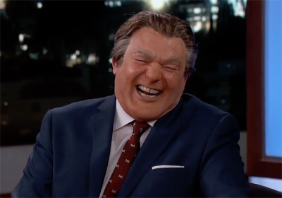 Mike Myers Appears as Tommy Maitland on Jimmy Kimmel