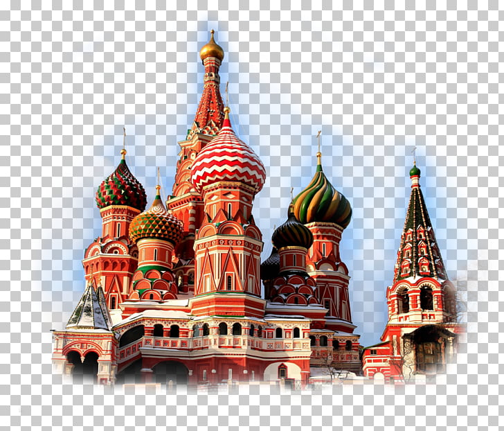 Saint Basil's Cathedral Red Square Moscow Kremlin Church, Church ...